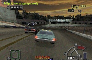 Download Destruction Derby Raw PS1 ISO Full Version ZGASPC