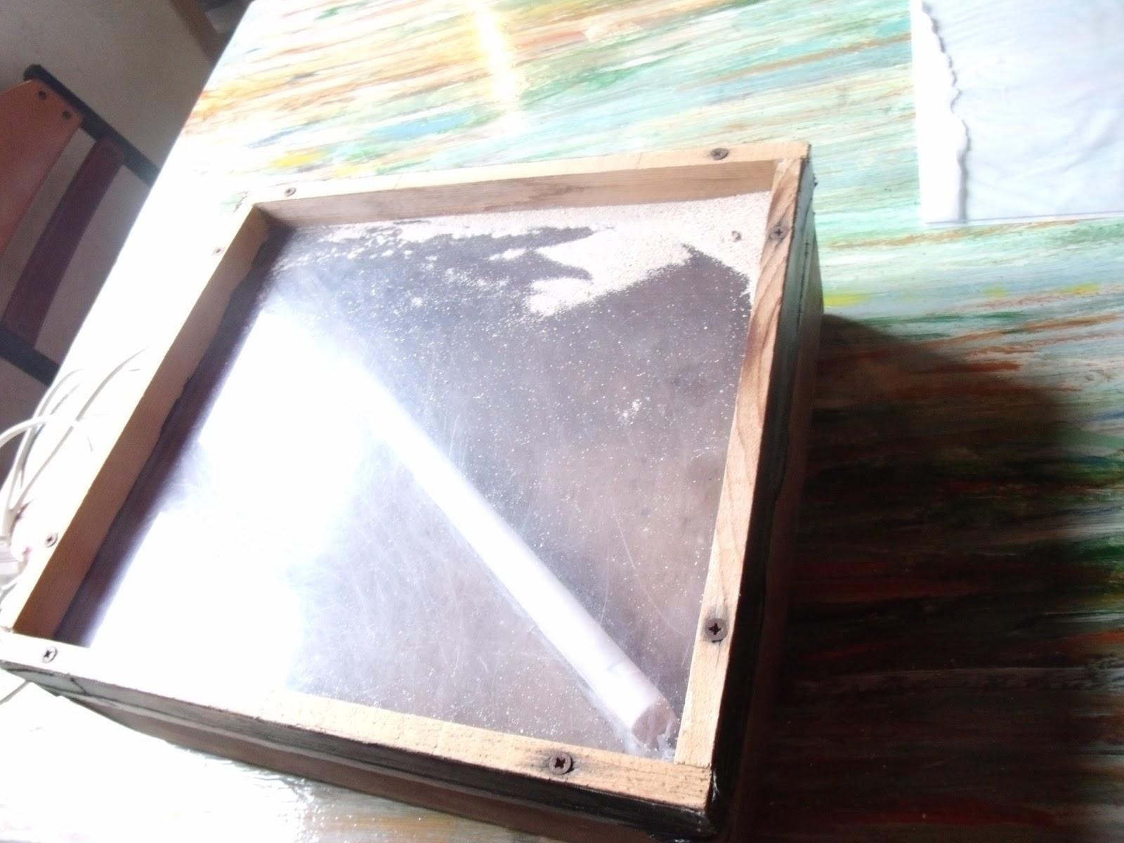 une boite lumineuse c 39 est quoi le blog de nounoupascale. Black Bedroom Furniture Sets. Home Design Ideas