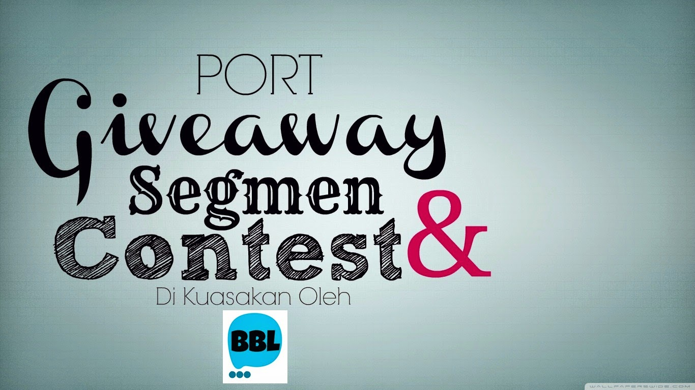 Port Segmen, Giveaway & Contest