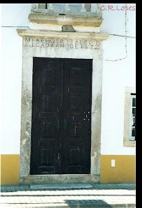 Porta Principal de Antigo Hospital
