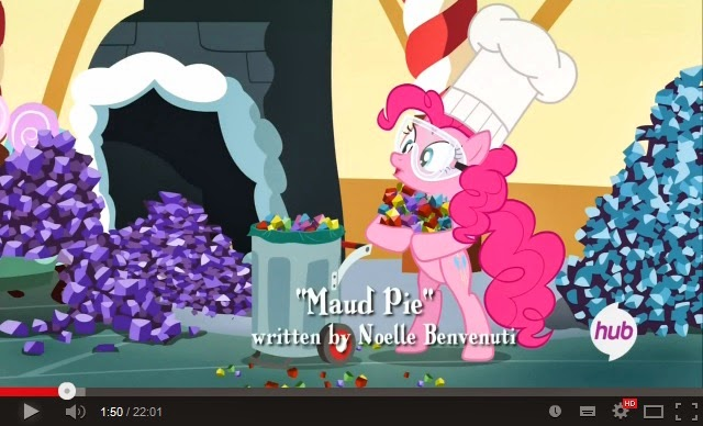 My Little Pony: Friendship is Magic - Maud Pie