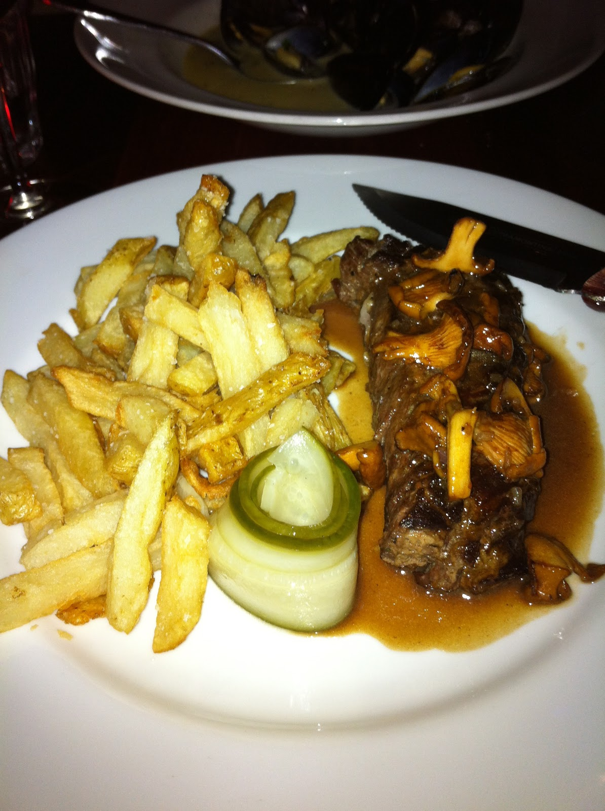La brasserie french food vancouver canada the hungry - French cuisine vancouver ...