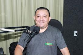 Francisco José Repórter da Rádio Regional de Ipu AM 1520