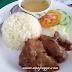 Nasi Ayam Royal di Teluk Intan