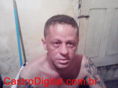 IMAGEM - José Cícero dos Santos Silva (Cicero do Zé da Inês), assassinado em Lago da Pedra - MA