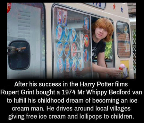 Harry Potter Rupert Grint