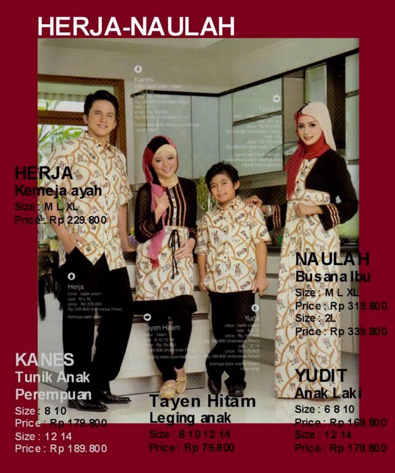 Baju Muslim Keluarga Busana Muslim Indonesia