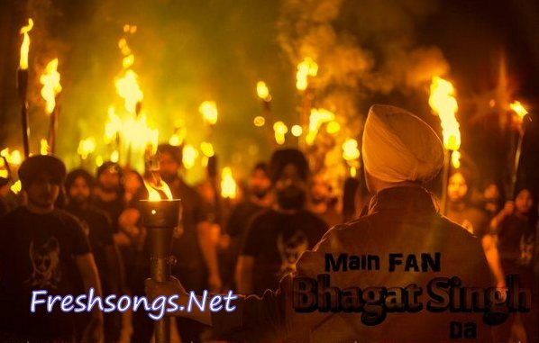 Main Fan Bhagat Singh Da - Diljit Dosanjh Mp3 Song
