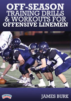 TRAINING OFFENSIVE LINEMAN