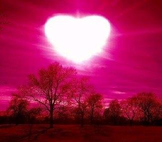 Coração de quem ama