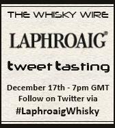 Laphroaig Tweet Tasting