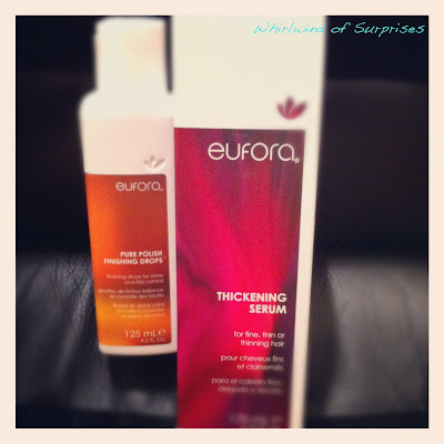 Thickening Serum & Pure Polishing Finishing Drops