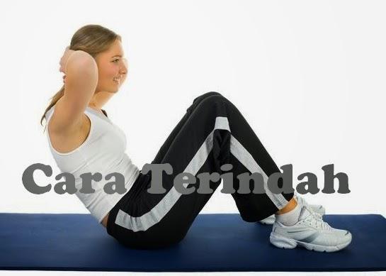 cara melakukan sit up