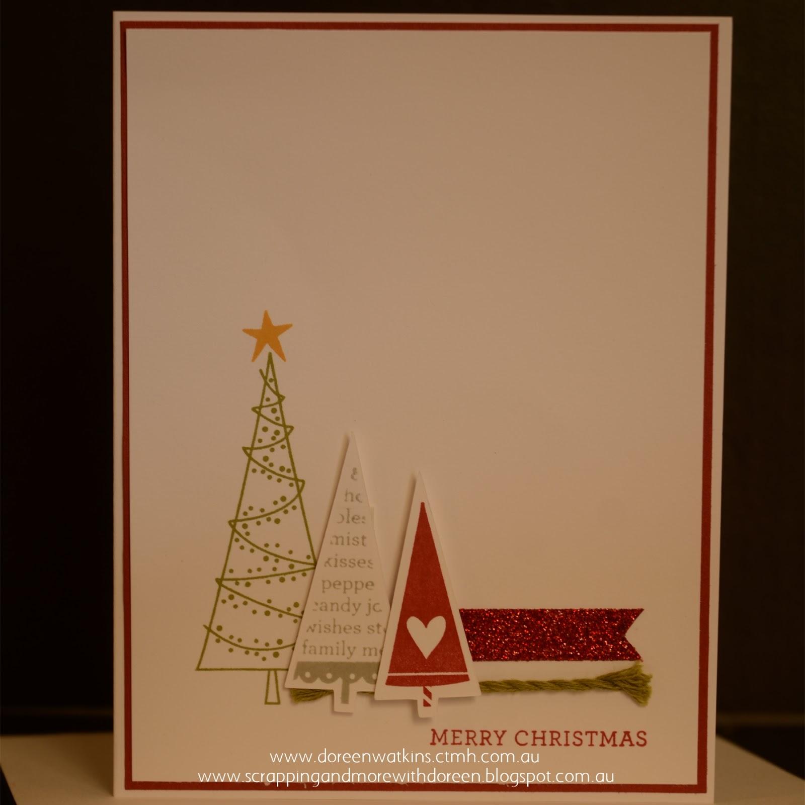 Scrapbook ideas christmas card - Christmas Cards