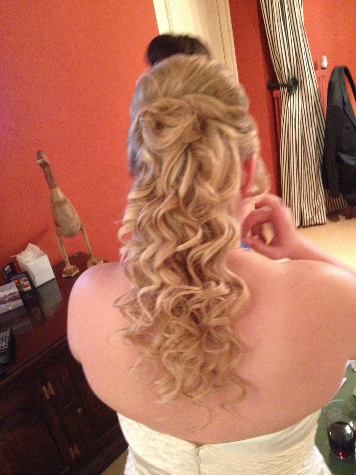 Fordham Hair Design Wedding Bridal Hair Specialist December 2012