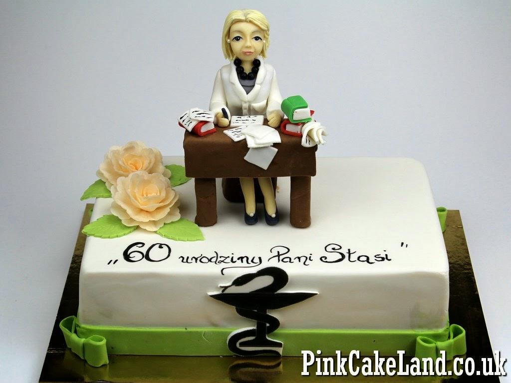 60th Birthday Cake, Hounslow