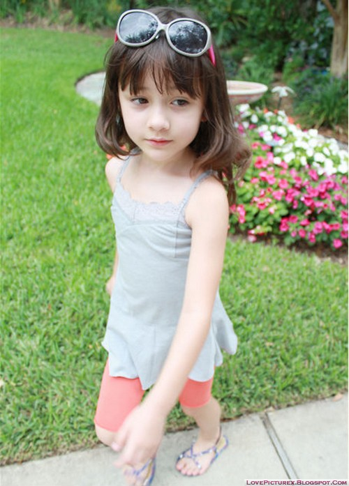 cute, kid, beauty