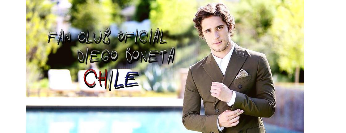 Diego Boneta CHILE