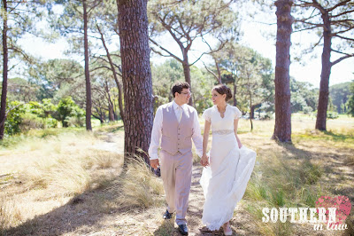 Vintage Country Style Wedding - Wedding Photos Centennial Park Sydney