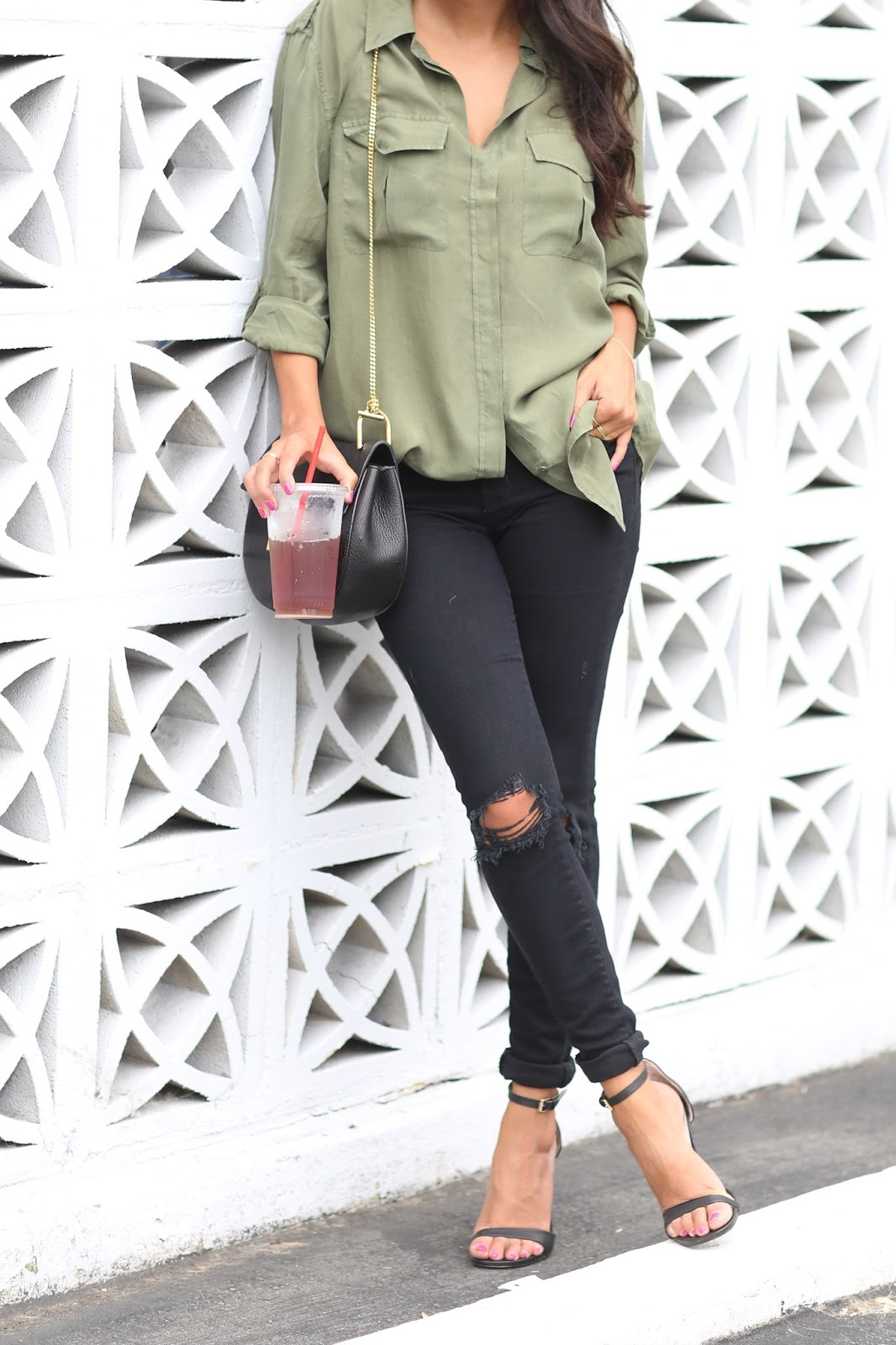 nordstrom sale, equipment top, j brand jeans, fall transition outfit