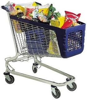 dieta comece nas compras