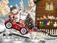 Noel Baba Arabası Oyunu