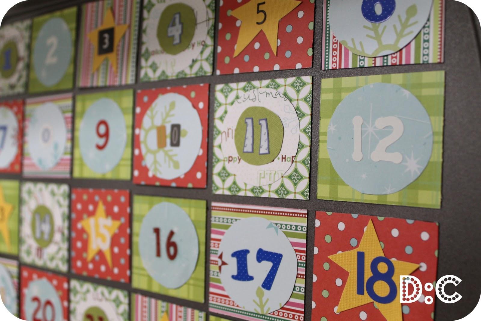 Ideas For Advent Calendar Gifts : Destination craft advent calendar ideas