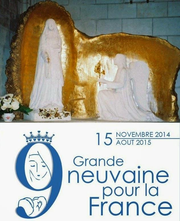 Il est essentiel de prier pour la France et pour la famille Lilebouchard
