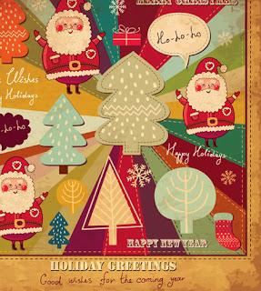 Thiệp chúc mừng giáng sinh 2