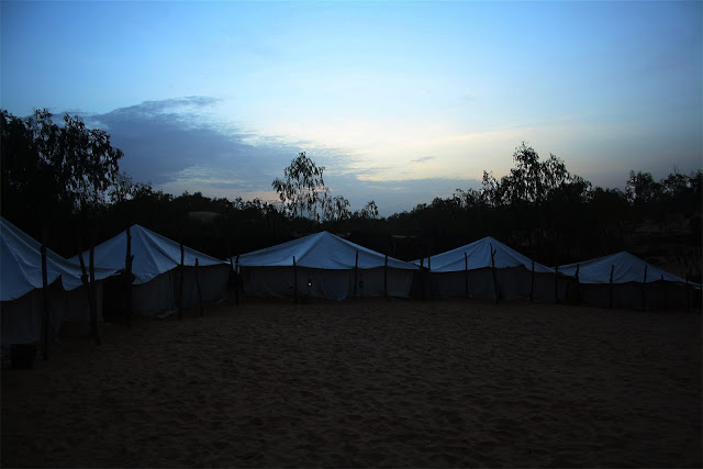 "Campamento ""Original Africa"" en Lompoul"
