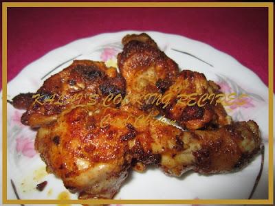 Curd Chicken Fry