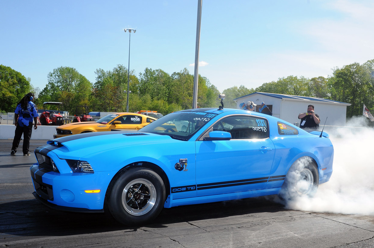 2013 Shelby GT500 Evolution Peformance