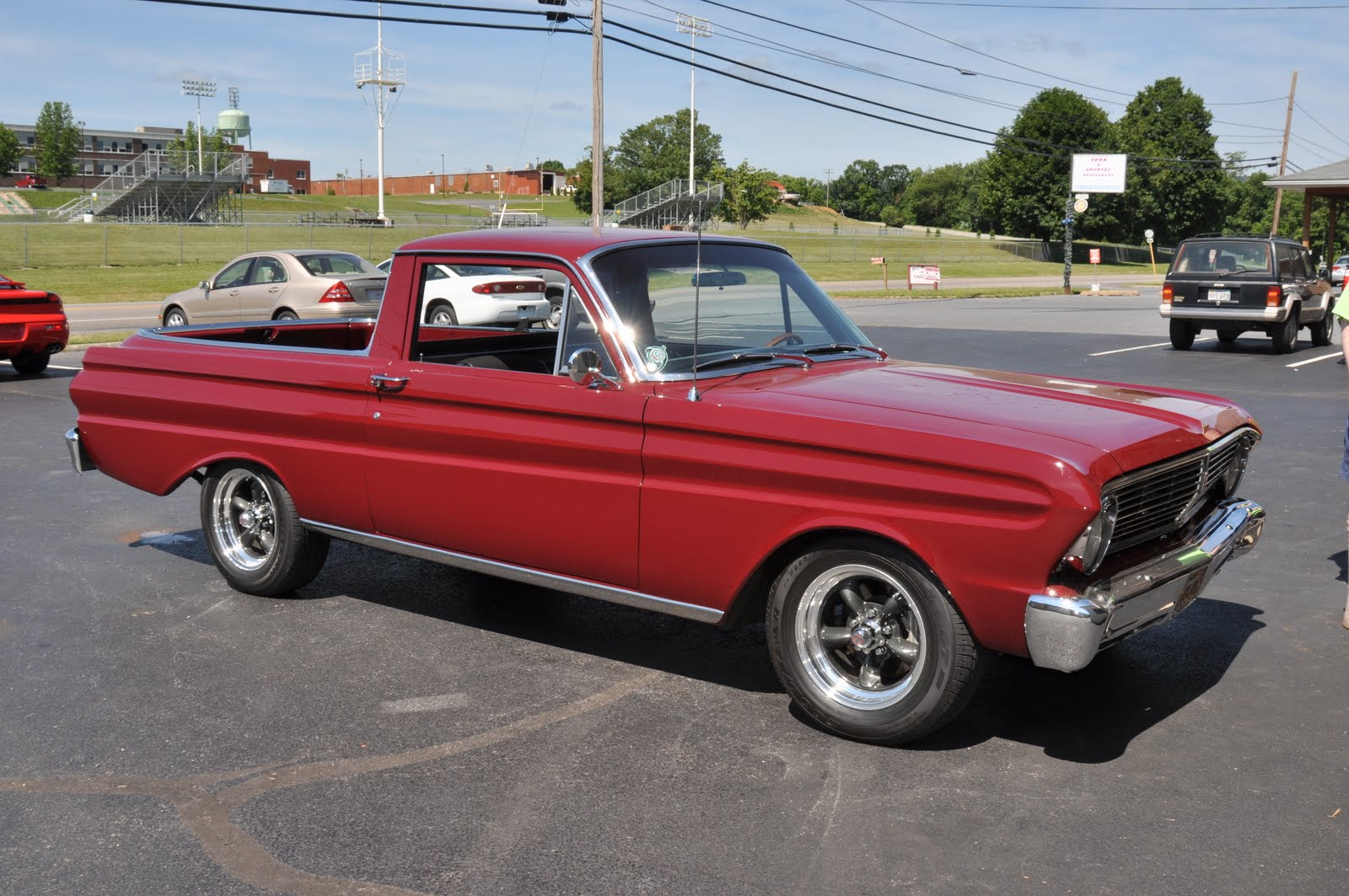 View Topic 65 Ranchero Paxton Supercharger