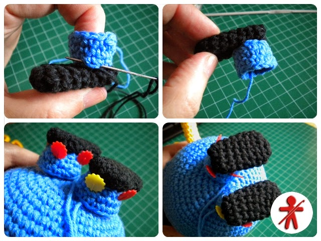 Tejiendoperu Crochet Amigurumis : Tejiendoperu amigurumi cactus kalulu for