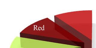 Red 赤 紅色