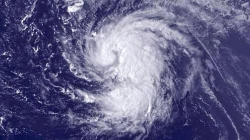 tormenta tropical nadine canarias 2014