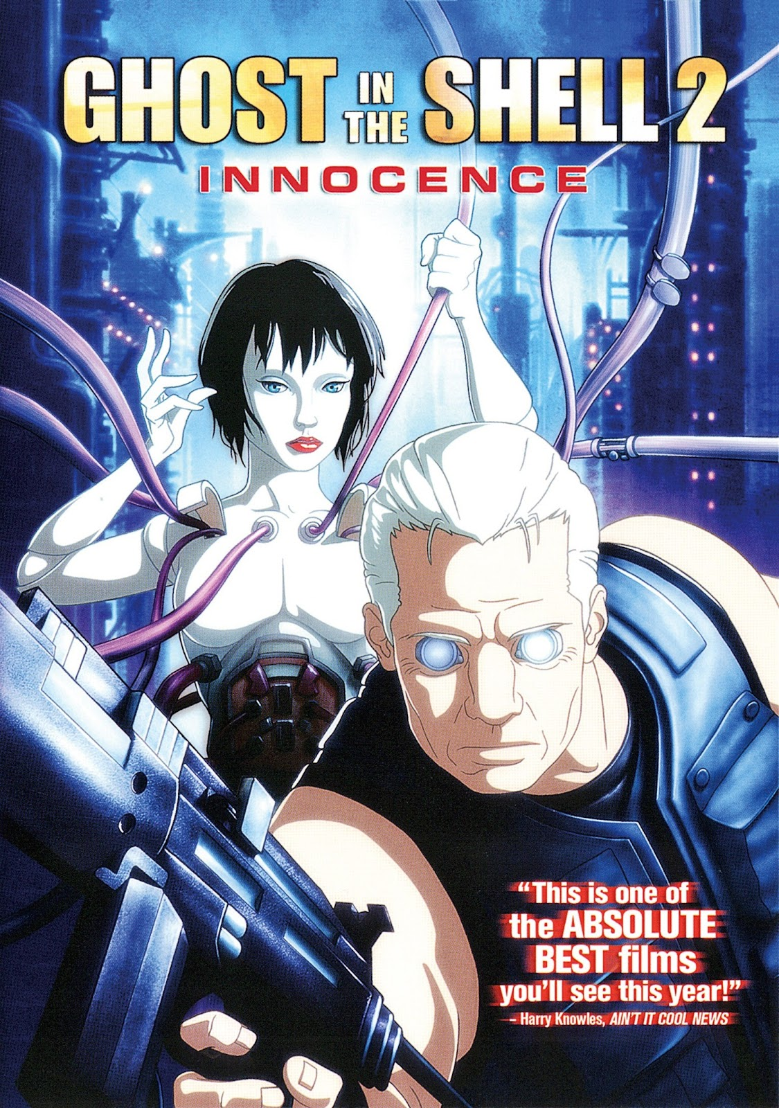 Ghost In The Shell Innocence