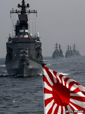 [China vs Taiwan vs Japón] Disputa territorial en las islas Senkaku/Diaoyu Japan+Naval+Force