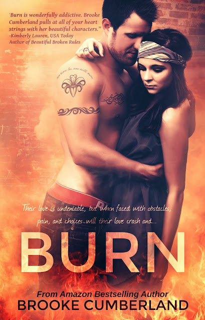 Burn by Brooke Cumberland Release Day Blitz and Giveaway