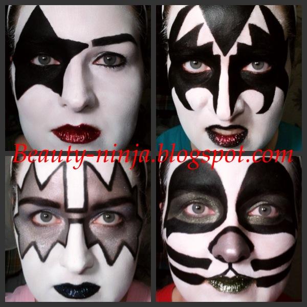 Kiss Band Face Star - Hot Girls Wallpaper