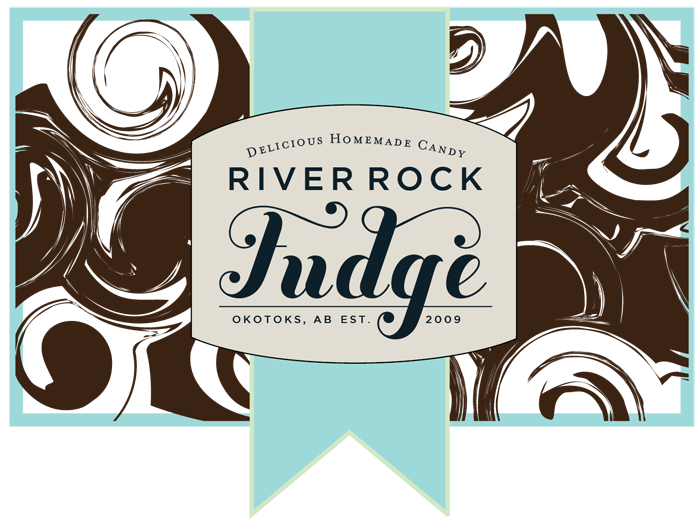 River Rock Fudge