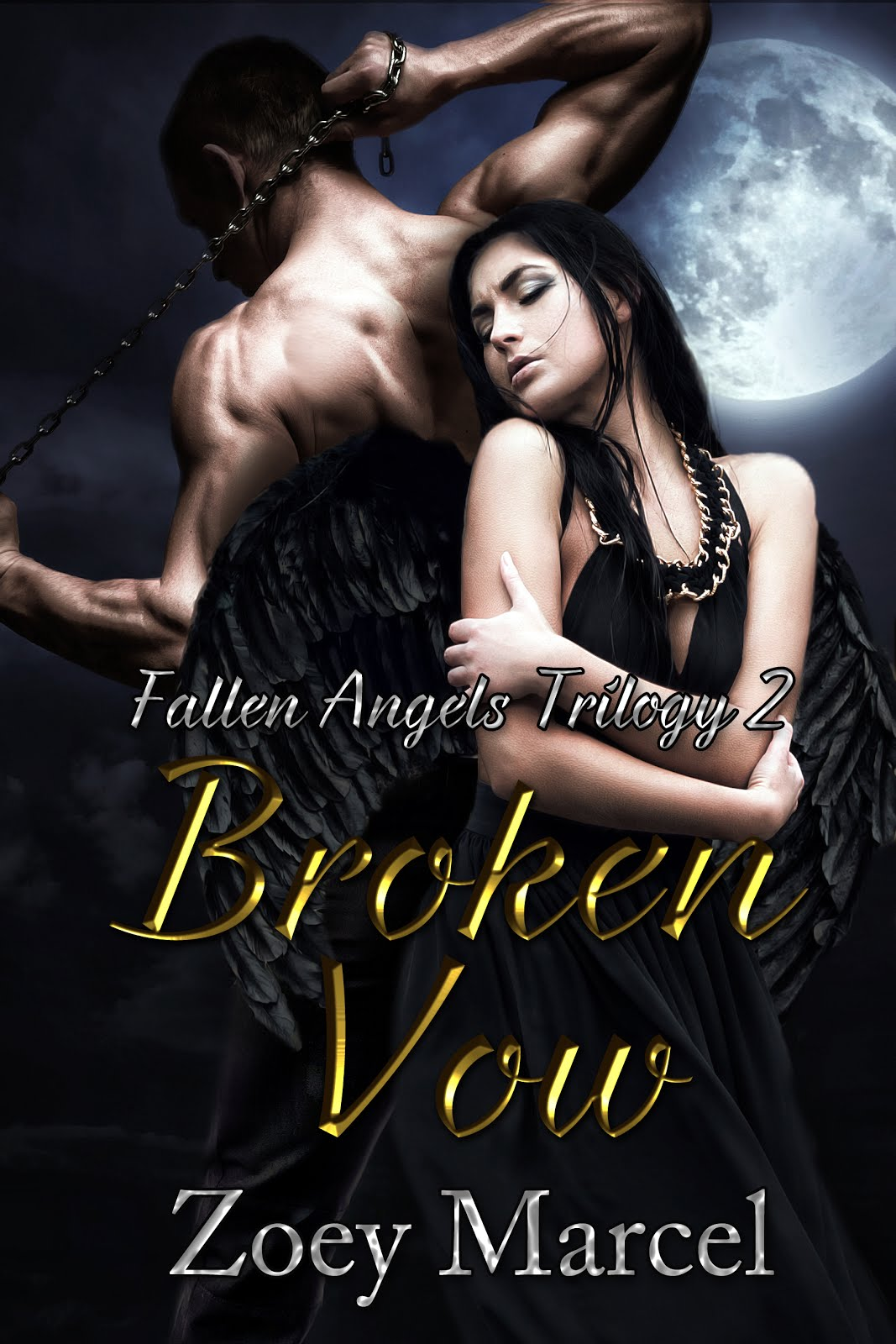 Broken Vow (Fallen Angels 2)