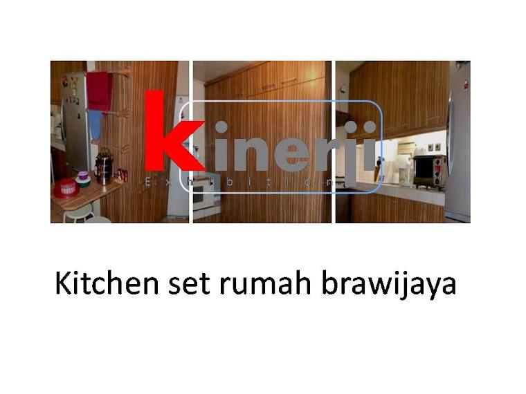 kitchen set brawijaya
