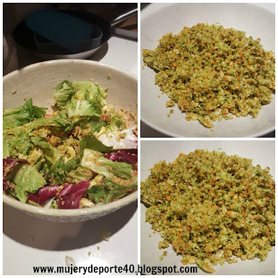 ensalada receta mujerydeporte40