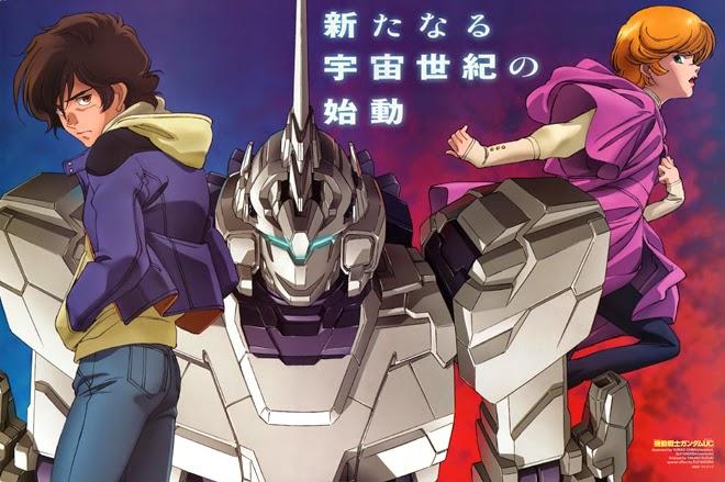 Mobile Suit Gundam Unicorn Sub Indo