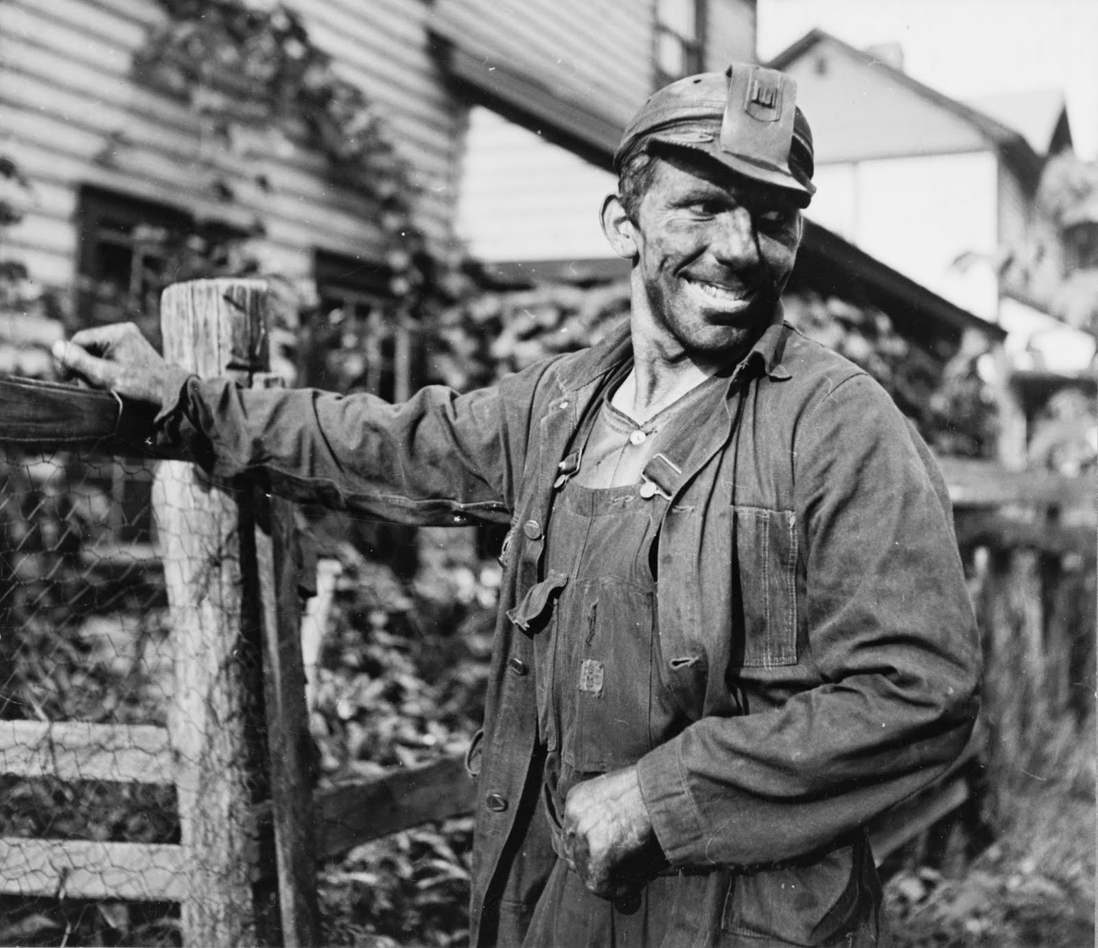 Coal Miner, Capels, West Virginia