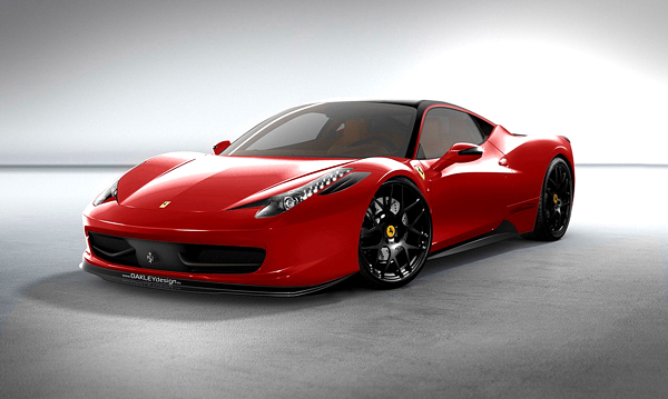 OAKLEY DESIGN FERRARI 458 ITALIA LIMITED EDITION 