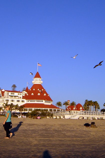 Happy 127th Birthday to the Hotel Del Coronado