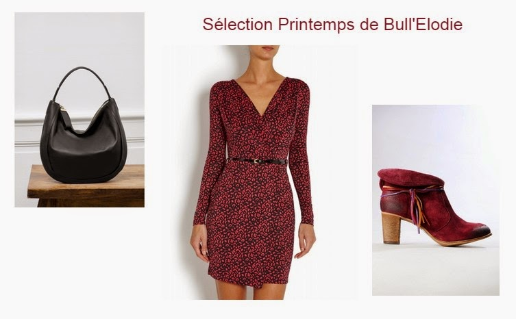 click'n dress, printemps, robe, bottines, sac, bullelodie