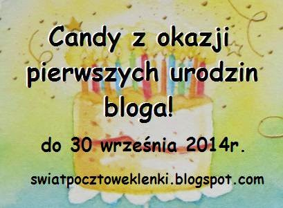 Urodziny bloga Lenki